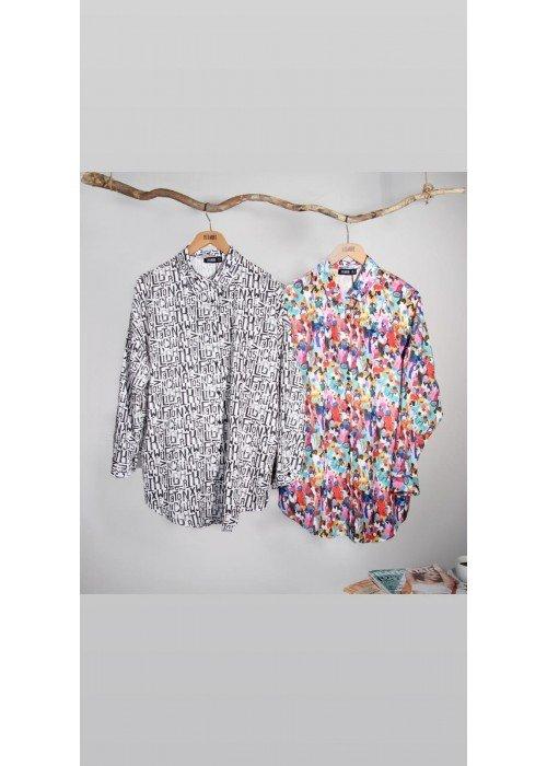 Женская рубашка Die&More DM0711 ТУРЦИЯ