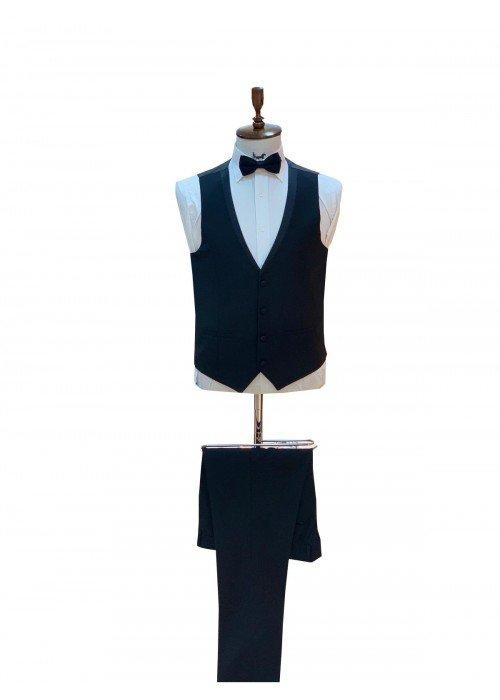 Мужской Торжественный костюм 3-ка DELMONT 6088-1 ТУРЦИЯ
