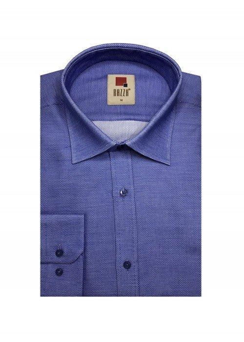 Мужская рубашка длинный рукав RAZZA ST7757_716 ТУРЦИЯ