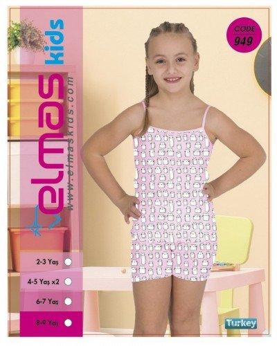 Пижама на девочку ELMAS KIDS 949 ТУРЦИЯ