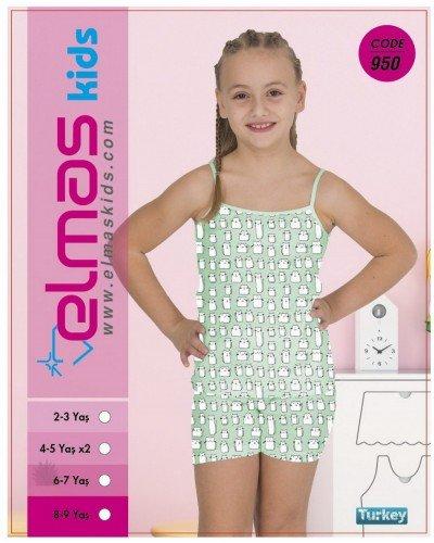 Пижама на девочку ELMAS KIDS 950 ТУРЦИЯ