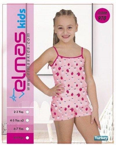 Пижама на девочку ELMAS KIDS 970 ТУРЦИЯ