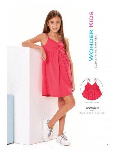 Платье на девочку WONDER KIDS 6373 ТУРЦИЯ