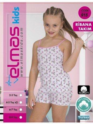 Пижама на девочку ELMAS KIDS 915 ТУРЦИЯ