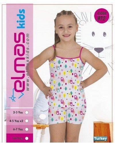 Пижама на девочку ELMAS KIDS 972 ТУРЦИЯ
