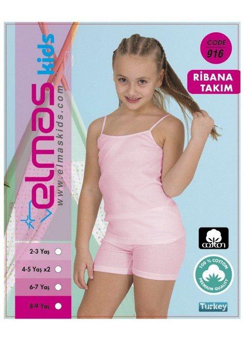 Пижама на девочку ELMAS KIDS 916 ТУРЦИЯ