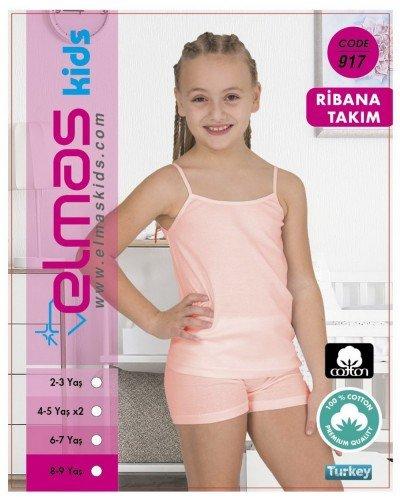 Пижама на девочку ELMAS KIDS 917 ТУРЦИЯ