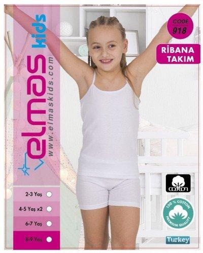 Пижама на девочку ELMAS KIDS 918 ТУРЦИЯ