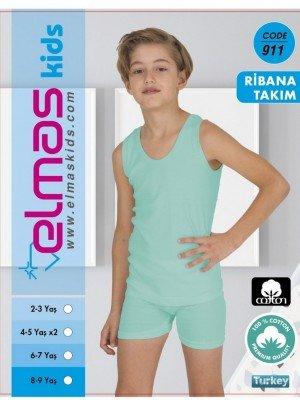 Пижама на мальчика ELMAS KIDS 911 ТУРЦИЯ