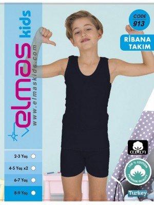 Пижама на мальчика ELMAS KIDS 913 ТУРЦИЯ