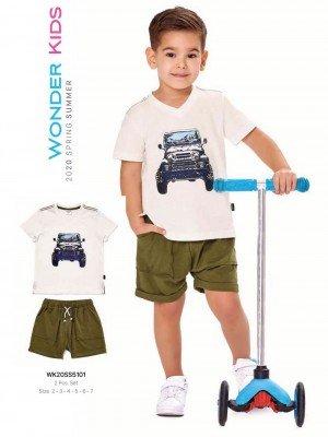 Комплект 2-ка на мальчика WONDER KIDS 5101 ТУРЦИЯ