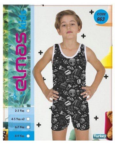 Пижама на мальчика ELMAS KIDS 963 ТУРЦИЯ