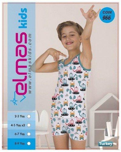 Пижама на мальчика ELMAS KIDS 966 ТУРЦИЯ