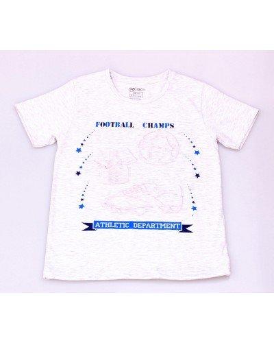 Футболка на мальчика Boing BC0022 ТУРЦИЯ