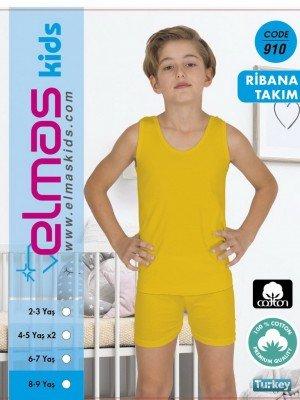 Пижама на мальчика ELMAS KIDS 910 ТУРЦИЯ
