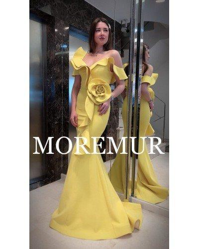 Вечернее платье MOREMUR 69_543263 ТУРЦИЯ