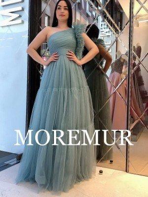 Вечернее платье MOREMUR IMG-70-WA0311 ТУРЦИЯ