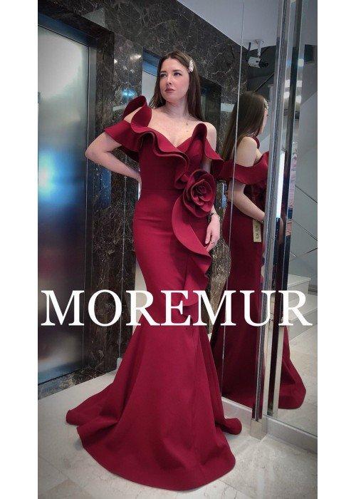 Вечернее платье MOREMUR 69_548507 ТУРЦИЯ