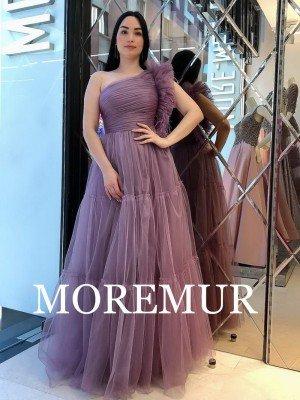 Вечернее платье MOREMUR IMG-70-WA0312 ТУРЦИЯ