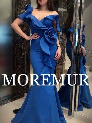 Вечернее платье MOREMUR 69_570541 ТУРЦИЯ
