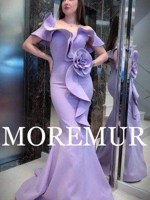 Вечернее платье MOREMUR 69_571155 ТУРЦИЯ