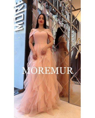 Вечернее платье MOREMUR 70_84780 ТУРЦИЯ