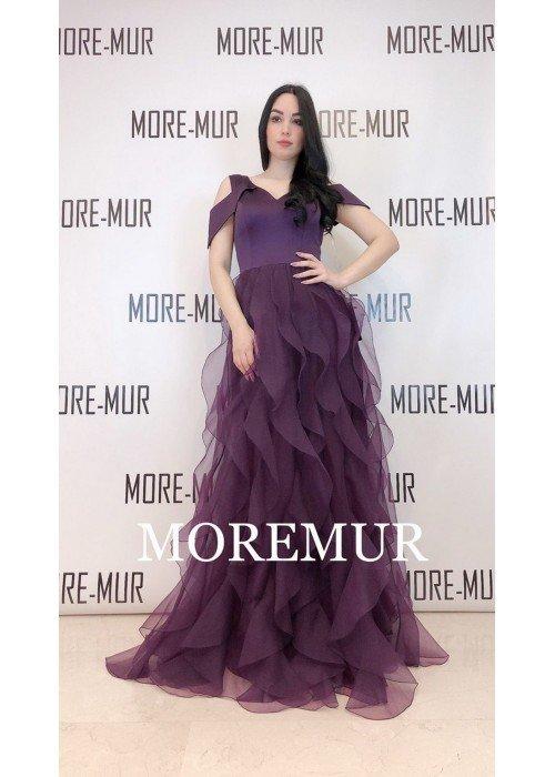 Вечернее платье MOREMUR 70_558922 ТУРЦИЯ