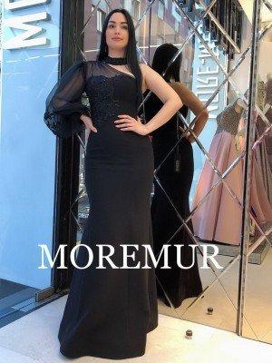 Вечернее платье MOREMURIMG-60-WA0306 ТУРЦИЯ
