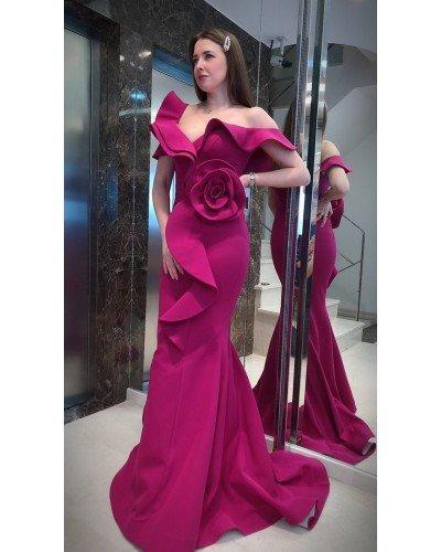Вечернее платье MOREMUR 69_255233 ТУРЦИЯ