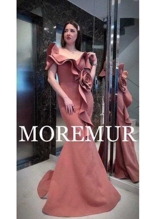 Вечернее платье MOREMUR 69_255874 ТУРЦИЯ